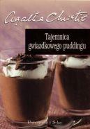 Okładka ksiązki - Tajemnica gwiazdkowego puddingu