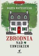 Okładka ksiązki - Zbrodnia nad urwiskiem