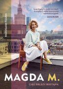 Okładka ksiązki - Magda M. Ciąg dalszy nastąpił