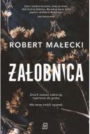 Okładka książki - Żałobnica