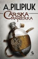 Okładka książki - Carska manierka