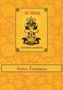 Okładka książki - Ex libris Wyznania czytelnika