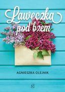 Okładka książki - Ławeczka pod bzem