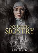 Okładka książki - Wojenne siostry