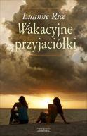Okładka książki - Wakacyjne przyjaciółki