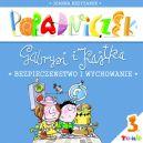 Okładka książki - Poradniczek Gabrysi i Kajtka. Bezpieczeństwo i wychowanie