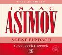 Okładka - Fundacja. Agent Fundacji. Audiobook