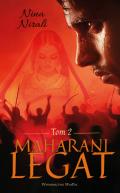 Okładka ksiązki - Maharani Tom II Legat