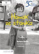 Okładka książki - Hamak ze stanika