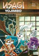 Okładka ksiązki - Usagi Yojimbo - 27 - Miasto zwane Piekłem