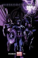 Okładka ksiązki - Avengers   Nieskończoność, tom 4