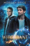 Okładka książki - Witchbane