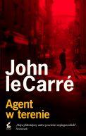 Okładka - Agent w terenie