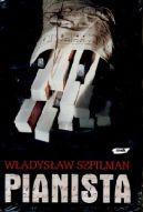 Okładka książki - Pianista