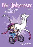 Okładka ksiązki - Fibi i jednorożec, tom 2
