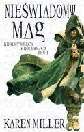 Okładka książki - Nieświadomy mag