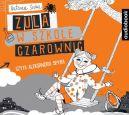 Okładka - Zula w szkole czarownic. Audiobook