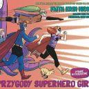Okładka - Przygody Superhero Girl