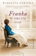 Okładka książki - Franka. W obcym domu