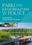 Okładka książki - Parki krajobrazowe w Polsce