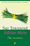 Okładka ksiązki - Adrian Mole. Męki dorastania