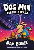 Okładka - Dogman. Zbrodnia Ikara