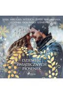 Okładka - Dziewięć świątecznych piosenek. Audiobook