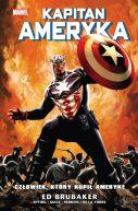 Okładka książki - Kapitan Ameryka. Tom 4. Człowiek, który kupił Amerykę