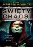 Okładka ksiązki - Święty Chaos