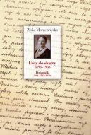 Okładka książki - Listy do siostry 1896-1933. Dziennik 1891-1895 (1950)