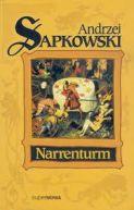 Okładka ksiązki - Narrenturm