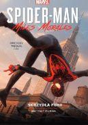 Okładka - Spider-Man: Miles Morales - Skrzydła furii