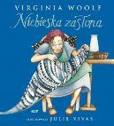 Okładka ksiązki - Niebieska zasłona