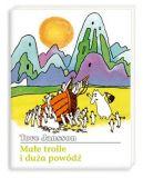 Okładka książki - Małe trolle i duża powódź