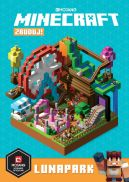 Okładka - Minecraft. Zbuduj! Lunapark