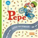 Okładka ksiązki - Pepe jeździ na rowerze
