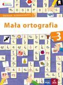 Okładka ksiązki - Mała ortografia kl.3
