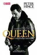 Okładka ksiązki - Queen. Nieznana historia