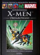 Okładka książki - Wielka Kolekcja Komiksów Marvela - 2 - X-Men: Obdarowani