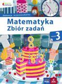 Okładka książki - Matematyka. Zbiór zadań kl.3