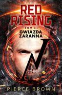 Okładka ksiązki - Red Rising. Gwiazda zaranna