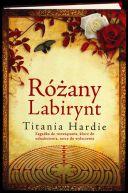 Okładka książki - Różany labirynt