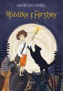 Okładka książki - Różdżka z Fershey