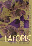 Okładka ksiązki - Latopis. Powieść doroczna