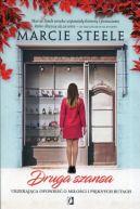 Okładka książki - Druga szansa. Ciepła opowieść o miłości i pięknych butach