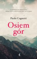 Okładka książki - Osiem gór