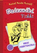 Okładka ksiązki - Dzienniki Nikki. Nikki podrywaczka