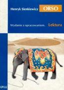 Okładka ksiązki - Orso. Wydanie z opracowaniem