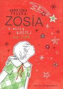 Okładka ksiązki - Zosia z ulicy Kociej. Na zimę