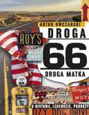 Okładka książki - Droga 66. Droga Matka - o historii, legendzie, podróży